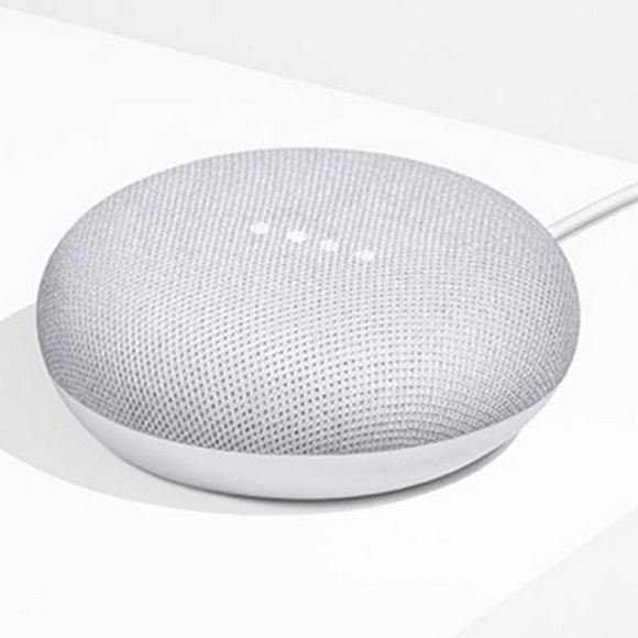 Google home mini!